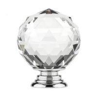 Crystal Drawer Knob-CDK02-TWI Fasteners