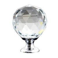 Crystal Drawer Knob-CDK03-TWI Fasteners Company