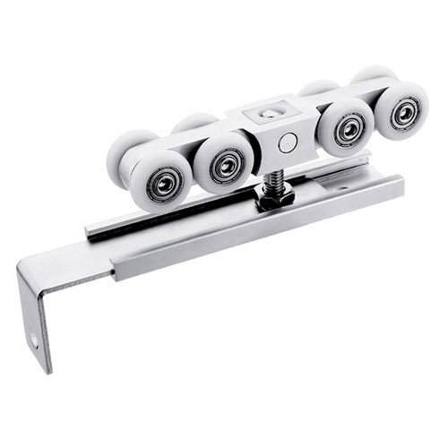 Sliding Door Silent Roller with Track-TWI Fasteners & Hardware